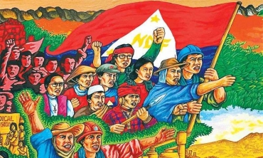 Karl Mar's legacy lives on in the Philippine revolution