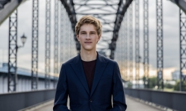 Il pianista Jan Lisiecki